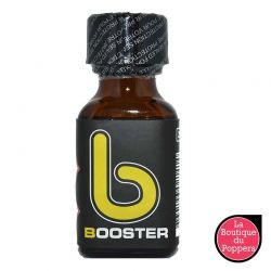 Poppers Booster 25ml pas cher