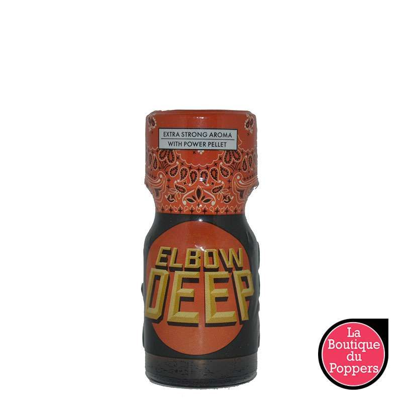 Poppers Elbow Deep pas cher