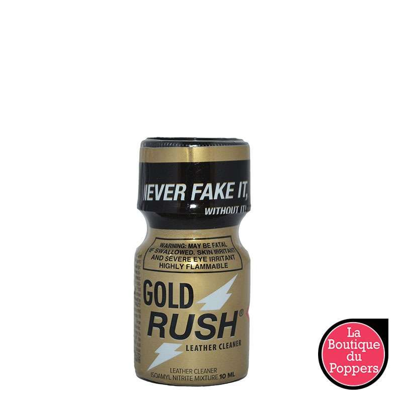 Poppers Gold Rush pas cher