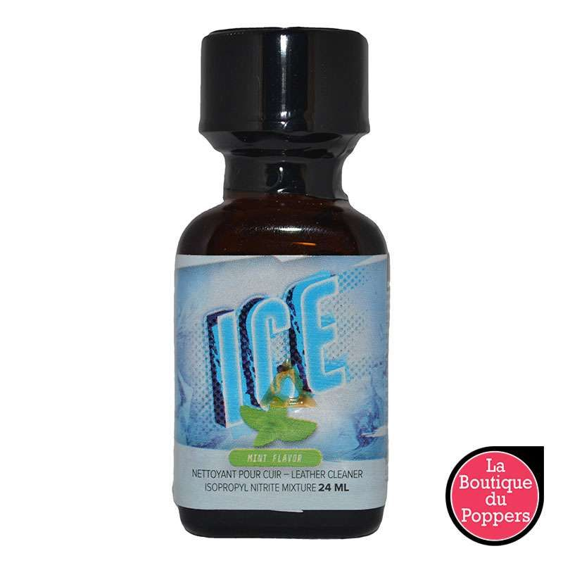 Poppers Ice Mint pas cher
