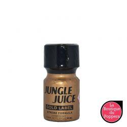 Poppers Jungle Juice Gold Label 10mL pas cher