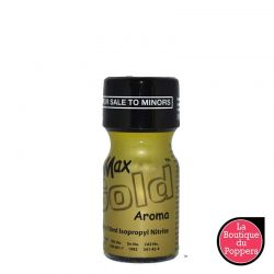 Poppers Max Gold Aroma pas cher