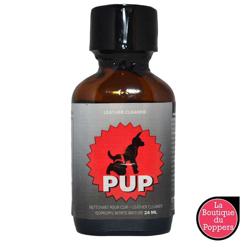 Poppers Pup 24 mL pas cher