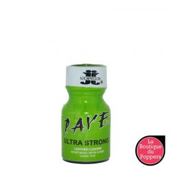 Poppers Rave 10ml pas cher