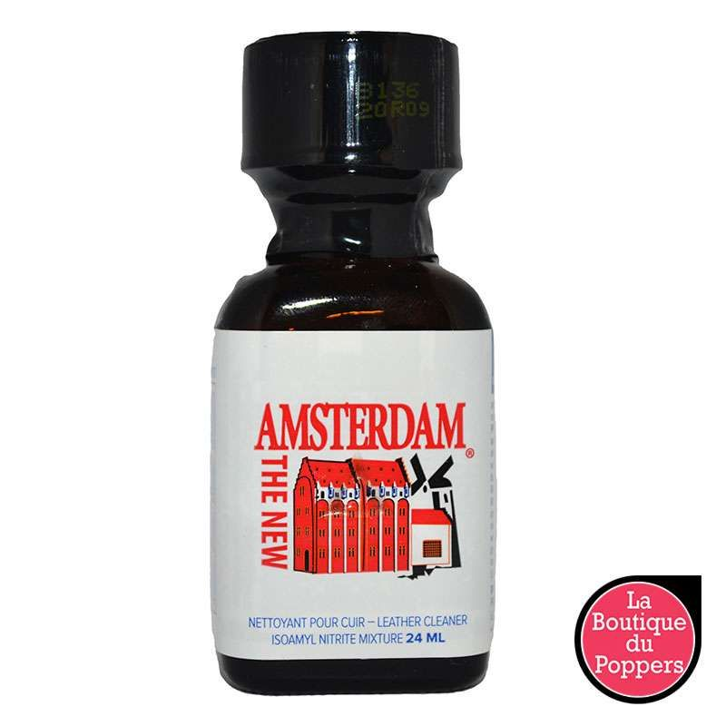 Poppers The New Amsterdam 24ml pas cher
