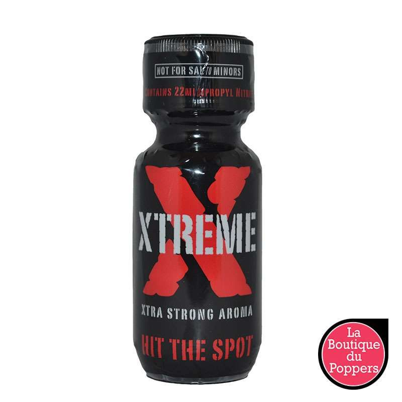 Poppers Xtreme 22ml pas cher